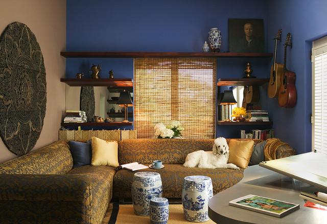 Cozy Family Room family-room