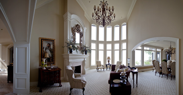 Elegant LivingDining Rooms : traditional living room from www.houzz.com size 640 x 334 jpeg 67kB