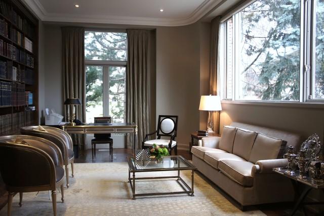 Elegant living room traditional living room toronto for Elegant traditional living rooms