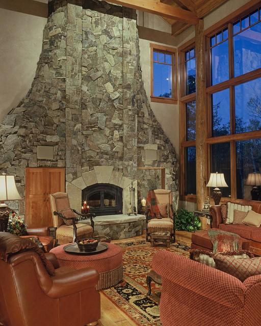Elegant Rustic Home