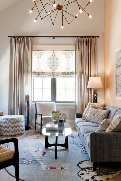 Elizabeth Dow Home Holiday House Hamptons 2017