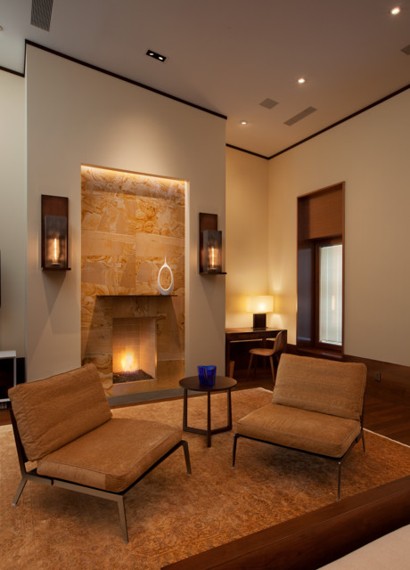 Eljin Construction of NY, Inc. - Murray Hill Townhouse contemporary-living-room