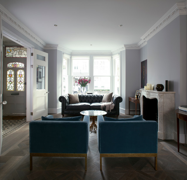 Houzz Tour: A Victorian Semi Gets A Clever Space-boosting