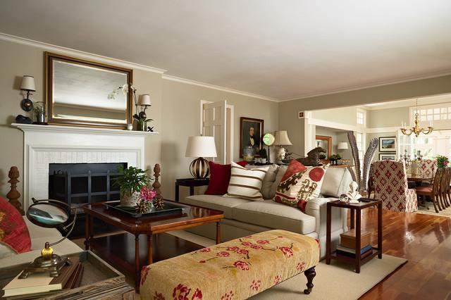 Elsie Interior | Salem Church Road | Sunfish Lake, MN traditional-living-room