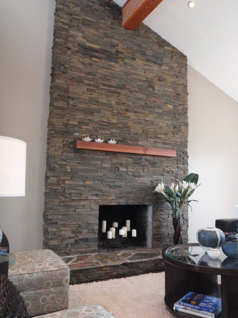 Emily Hagerman Design transitional-living-room