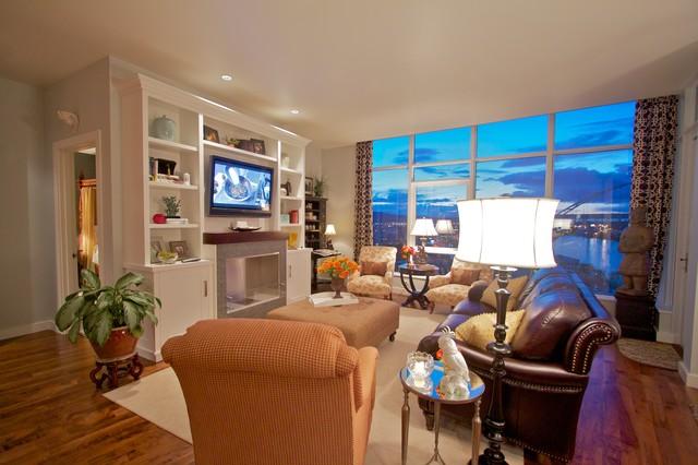 Encore 2 contemporary-living-room
