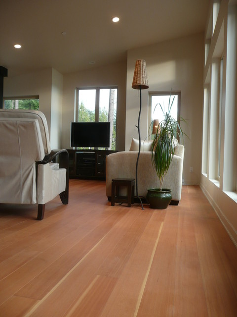 Engineered Vg Douglas Fir Custom Made Flooring