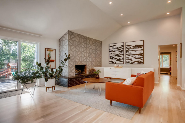 Englewood, Mid-Century Modern Whole House Renovation ...