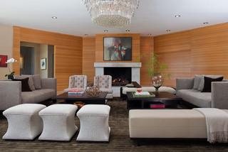 Entertainer's Delight modern-living-room