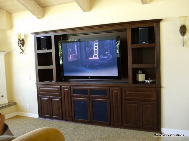 Entertainment Centers - Traditional - Living Room - orange county - by ...
