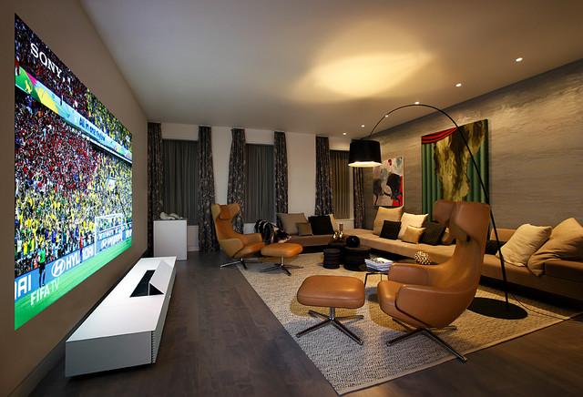 Entertainment Living Room