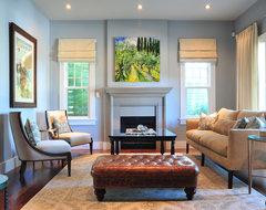 Enviable Designs Inc. traditional-living-room