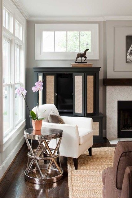 Erie Custom Home - Contemporary - Living Room - Other - by Terracotta Design Build