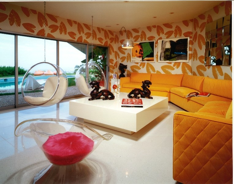 Erika Brunson Midcentury Living Room Los Angeles By Mydesignsource