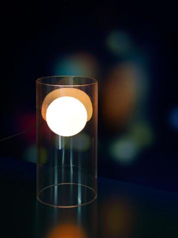 Eruption Table Lamp Modern Living Room Calgary By Revolve Furnishings Interior Design