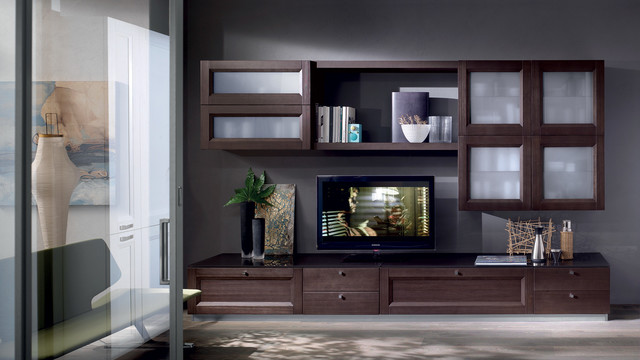 Esprit Living - Scavolini - Moderno - Soggiorno - Melbourne - di ...
