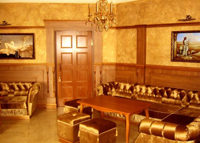 ESTEBAN contemporary-living-room