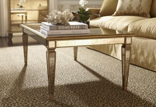 ETHAN ALLEN Glamorous Rooms Transitional Living