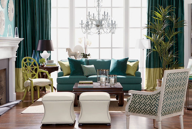 surprising ethan allen living room design ideas pictures remodel decor | Ethan Allen Living Room - Traditional - Living Room - Salt ...