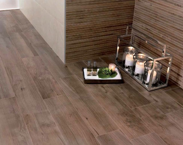 Etic Collection - Wood Inspired Porcelain Tiles contemporary-living-room - Etic Collection - Wood Inspired Porcelain Tiles - Contemporary