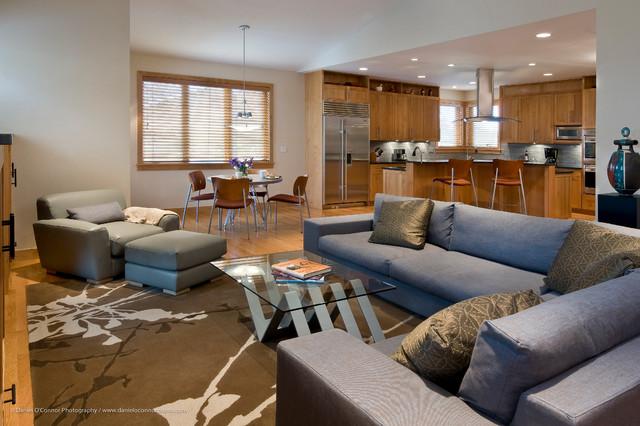 Euro Contemporary Interior Design /  Ulla Lange, Workshop 8 contemporary-living-room