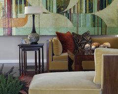 Euro Flair contemporary-living-room