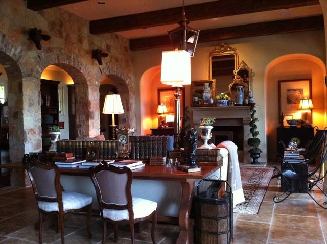 European Eclectic Inspiration In Austin Texas Rustic