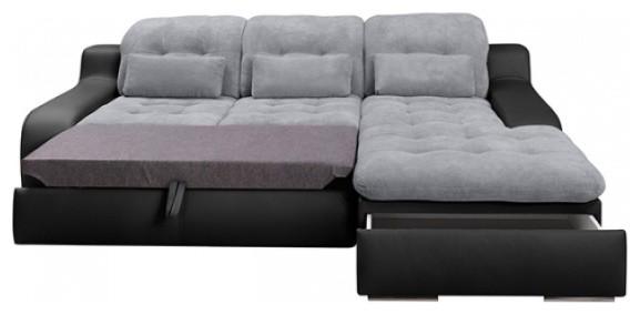 European Sectional Sleeper Sofa Giorgio