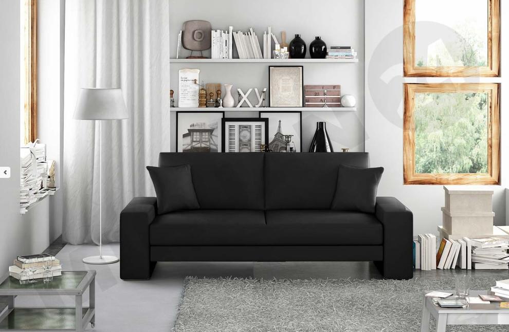European Sectional Sleeper Sofa Gusto, Modern European Furniture Chicago
