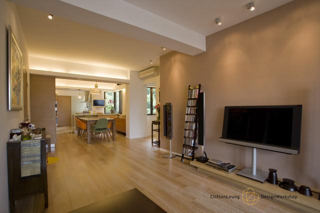 Home Design Ideas Hong Kong: A Natural, Timeless Home Design