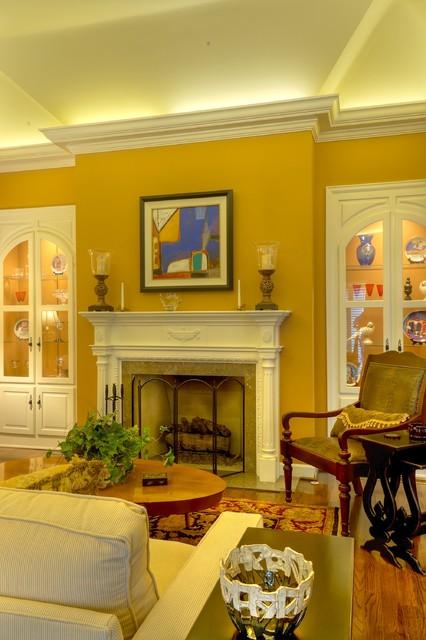 Exmoor traditional-living-room