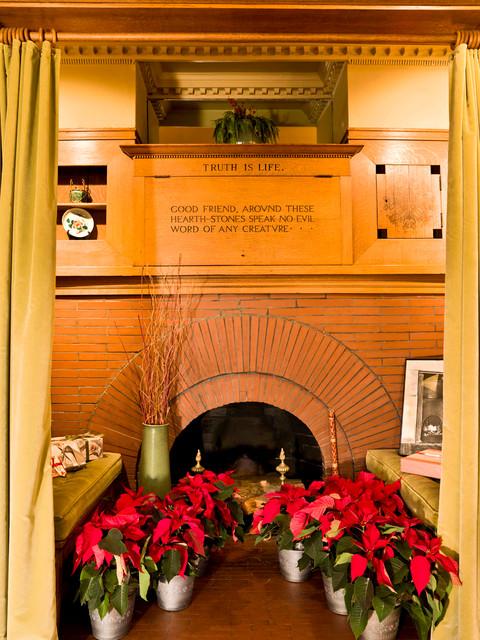 Frank Lloyd Wright Home Amp Studio Traditional Living