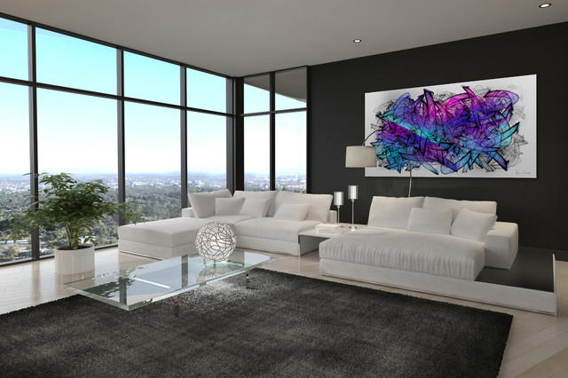 Extra Large Wall Art Contemporary