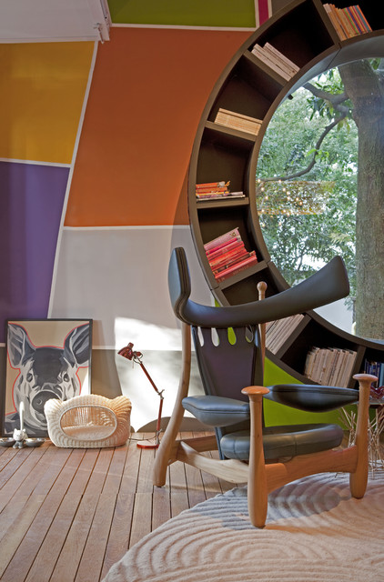 Fabio Galeazzo Brazil modern-living-room
