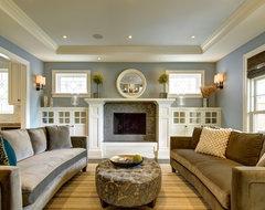 Fabulous City Living craftsman-living-room