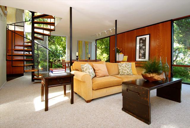 Faiella Design by Anastasia Faiella contemporary-living-room