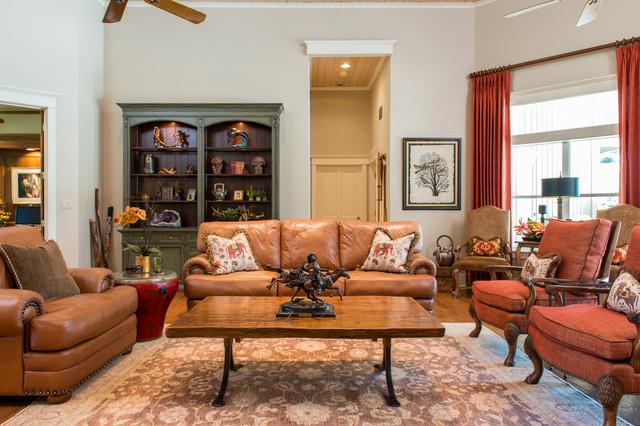 Bon Fair Oaks II Southwestern Family Room