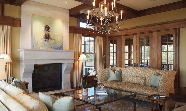 Falmouth ma traditional living room boston by for Joop living room 007