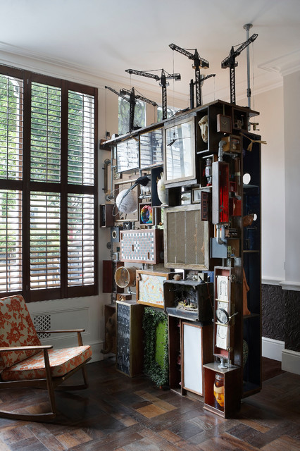 Family Home Notting Hill London Eclectic Living Room London By Found