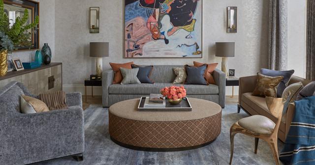 Family house chelsea for Joop living room 007