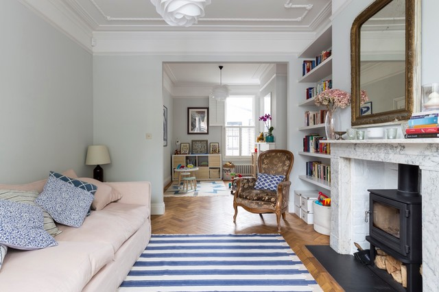 Houzz Tour A Victorian Terrace With A Scandi Twist Houzz Uk
