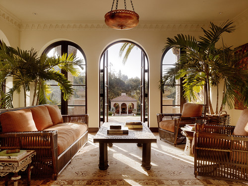 Who Did The Arched French Outswing Patio Doors?
