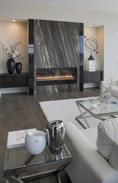 Family Room - Contemporary - Living Room - Calgary - by Denca Distributors
