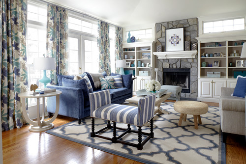 Interior design tips about color, textures, patterns & more