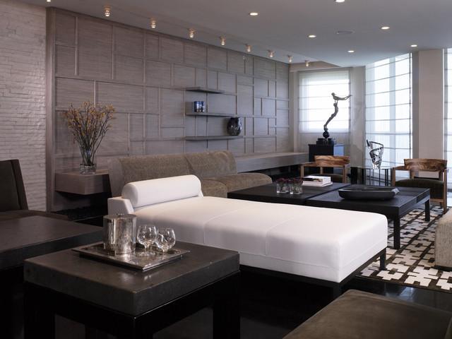 Fanny Haim & Associates contemporary-living-room