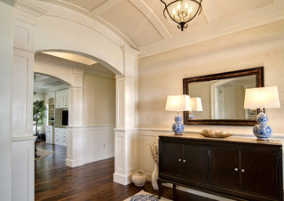 Farinelli Construction Inc - Traditional - Living Room - Other