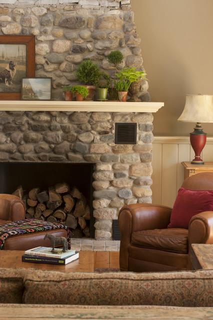 Farm-Living Room traditional-living-room