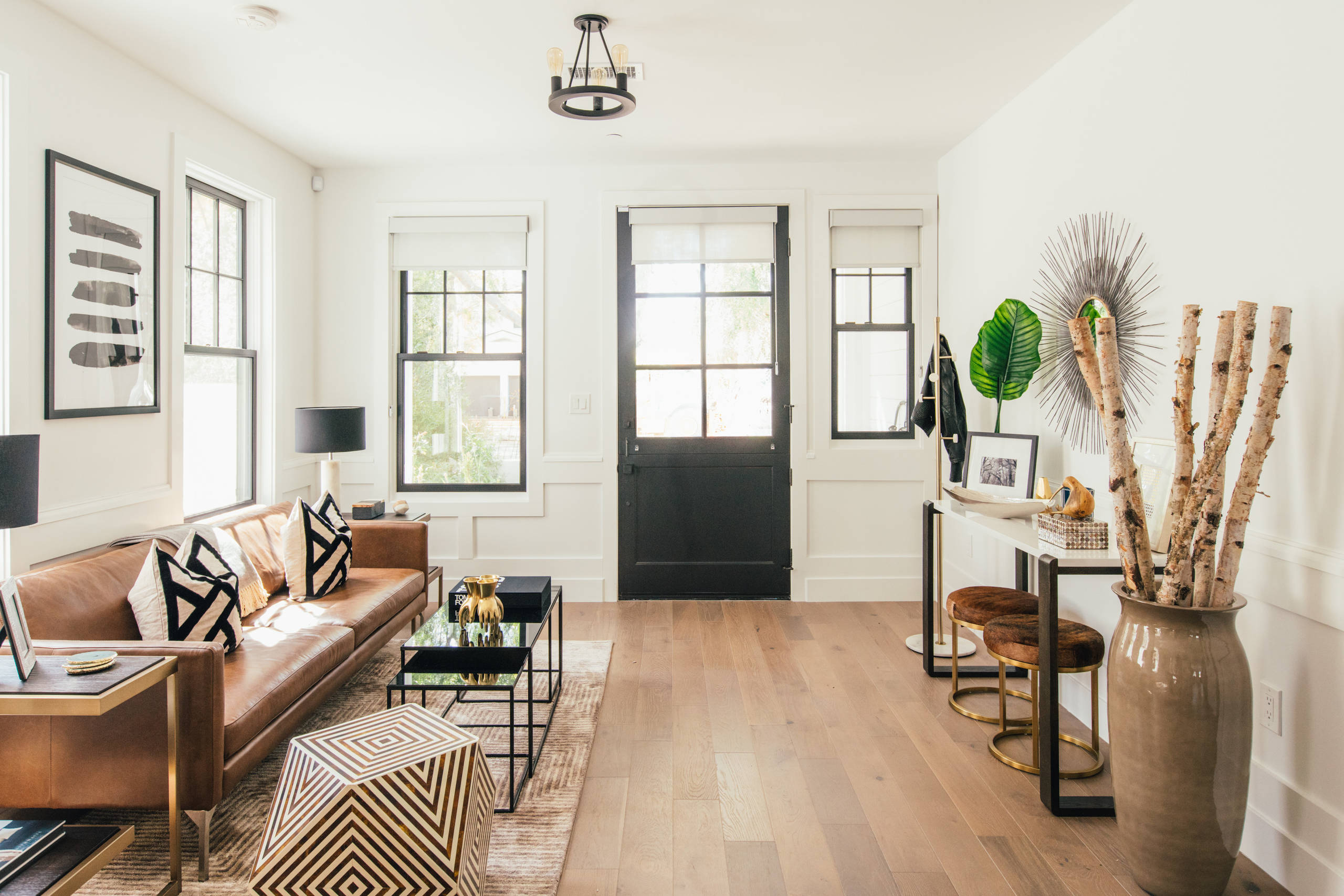 Black And Gold Living Room Ideas Photos Houzz