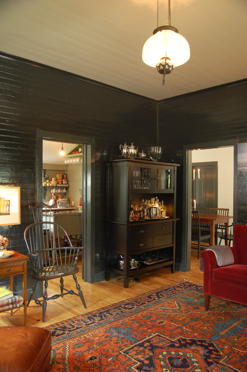 Wood Paneled Room Design: Wood Paneling Makeover Ideas: Groovy In A Whole New Way