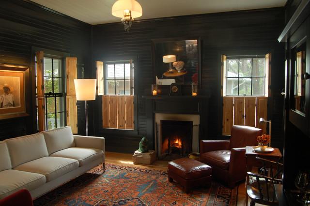 Farmhouse Living Room farmhouse-living-room